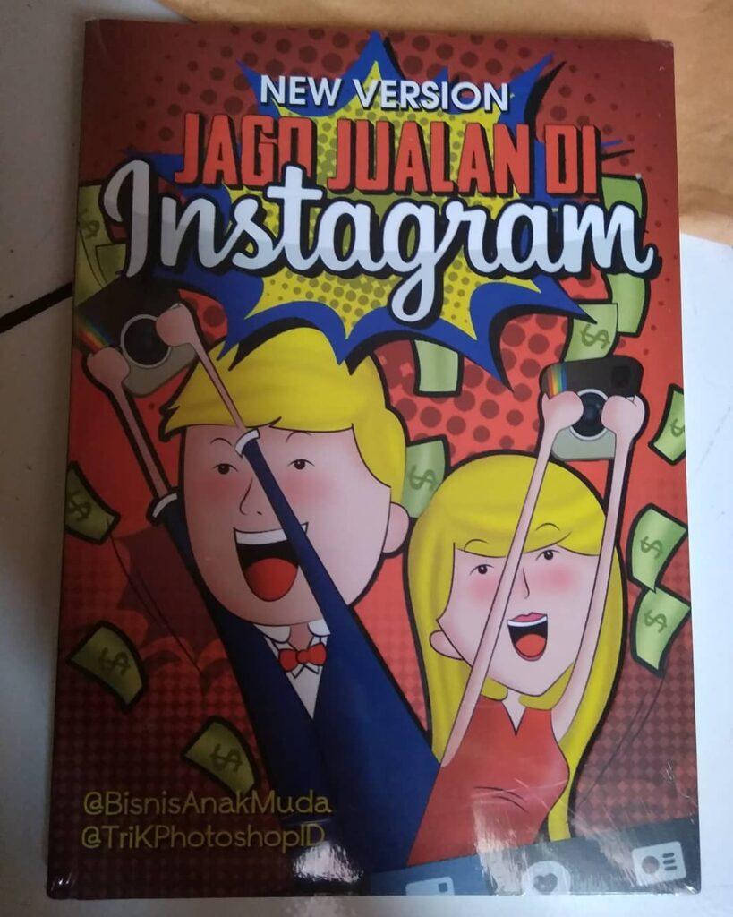 Buku Jago Jualan di Instagram By Rico Huang